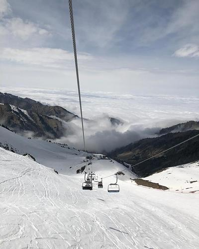 Shymbulak Ski Resort by: Snow Forecast Admin