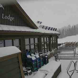40cm in the last 72hrs (10cm of that in the last 24hrs), Arapahoe Basin