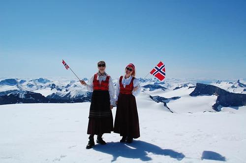 Galdhøpiggen Sommerskisenter Ski Resort by: Snow Forecast Admin