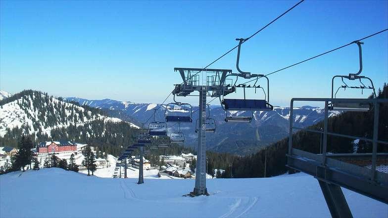 3 Austrian ski areas re-opening at the weekend., Hochkar-Göstling