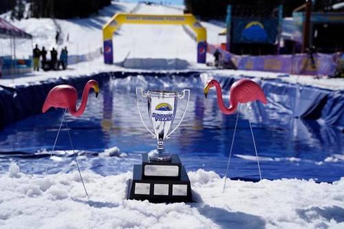 Sunshine Village Ski Resort by: Snow Forecast Admin