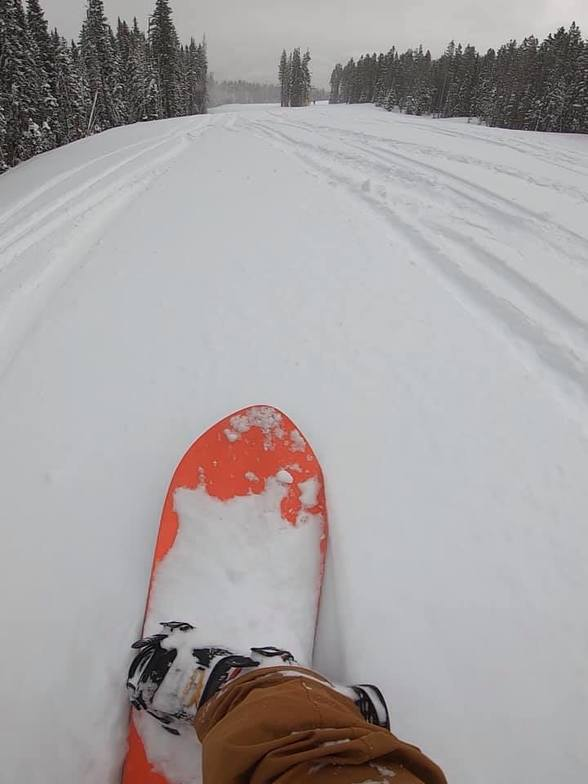 Season extended to the end of May., Breckenridge