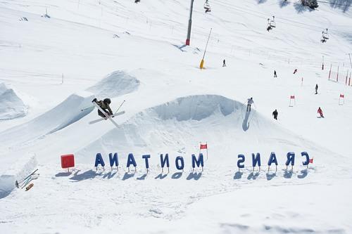 Crans Montana Ski Resort by: Snow Forecast Admin