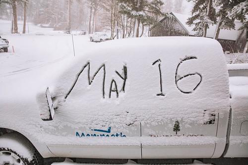 Mammoth Mountain Ski Resort by: Snow Forecast Admin