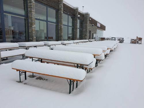 Stubai Glacier Ski Resort by: Snow Forecast Admin