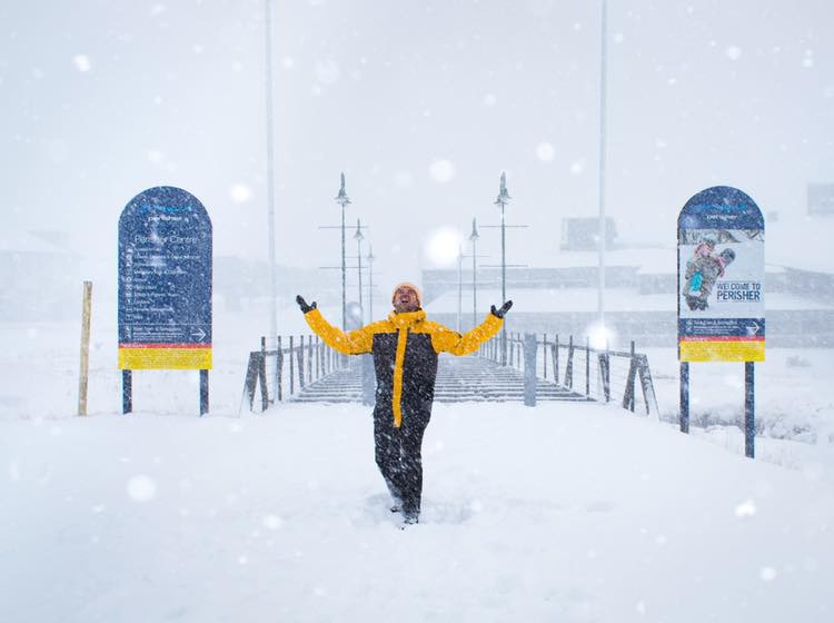 Opening early on Friday 31st May after 60cm of snow in 3 days., Perisher