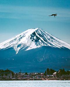 Mount Fuji photo