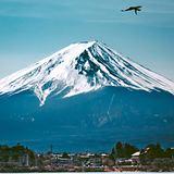 Mount Fuji, Japan - Shizuoka