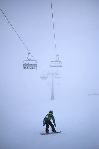 Mount Buller Ski Resort by: Snow Forecast Admin