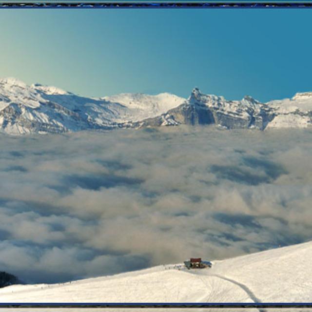 Sea of Fog, Megeve