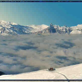 Sea of Fog, Megeve