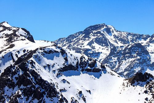 Valle Nevado Ski Resort by: Snow Forecast Admin