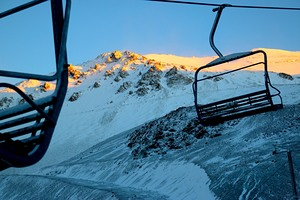 Season starts on the 7th June., Mount Hutt photo