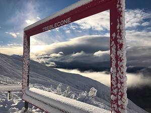 Almost 50cm on the upper slopes., Treble Cone photo