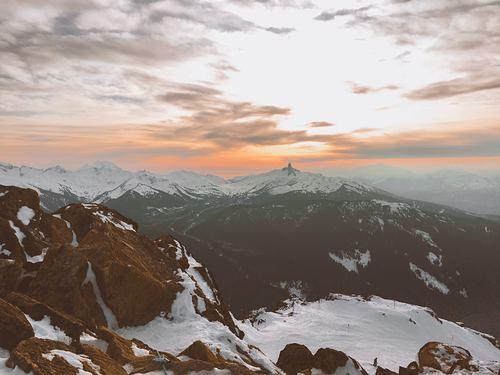 Whistler Blackcomb Ski Resort by: Snow Forecast Admin