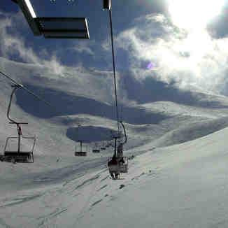 Greece - Helmos, Kalavryta Ski Resort