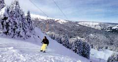 Mt Ilgaz ski resort