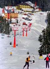 Mt. Ilgaz skiing center, Mt Ilgaz