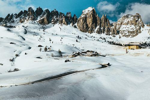 Val Gardena Ski Resort by: Snow Forecast Admin
