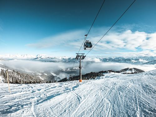 Zell am See Ski Resort by: Snow Forecast Admin