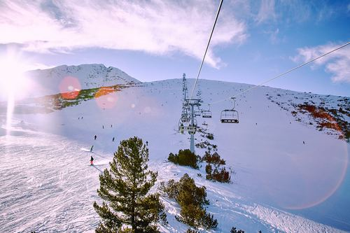 Bansko Ski Resort by: Snow Forecast Admin