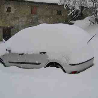 Now, if only we had some snow chains