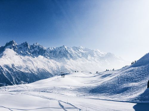 Chamonix Ski Resort by: Snow Forecast Admin