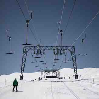 Kitzsteinhorn closed for the season at the weekend., Kaprun