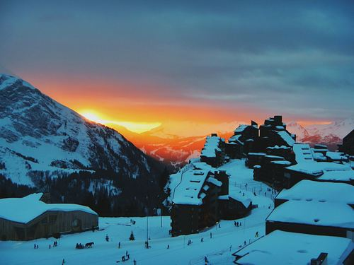 Avoriaz Ski Resort by: Snow Forecast Admin