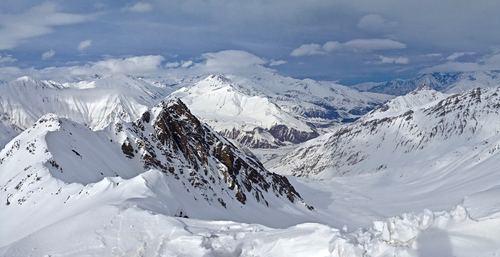 Gudauri Ski Resort by: Snow Forecast Admin
