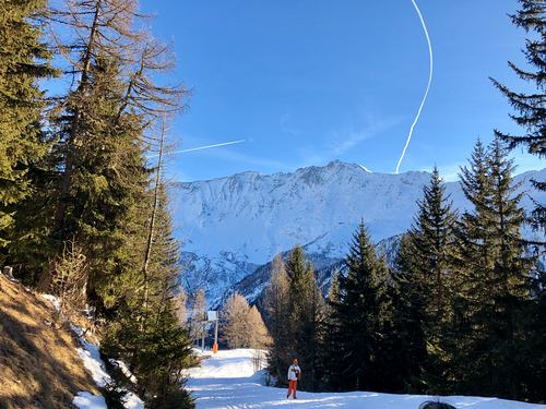 Peisey/Vallandry Ski Resort by: Snow Forecast Admin