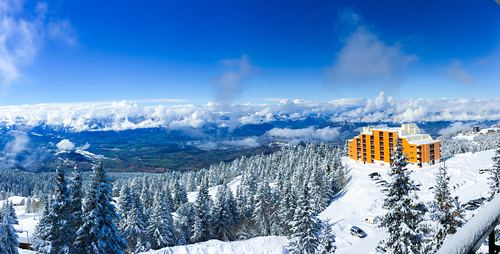 Chamrousse Ski Resort by: Snow Forecast Admin