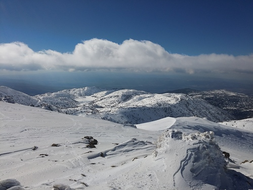 Mount Hermon Ski Resort by: Ethai