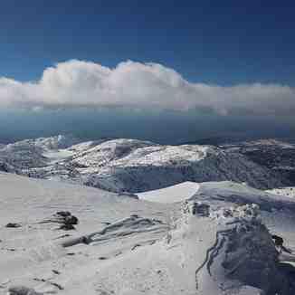 Mt Hermon. Israel, Mount Hermon