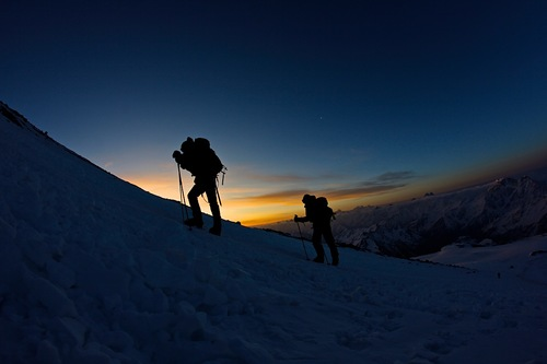 Mount Elbrus Ski Resort by: Mountainguide