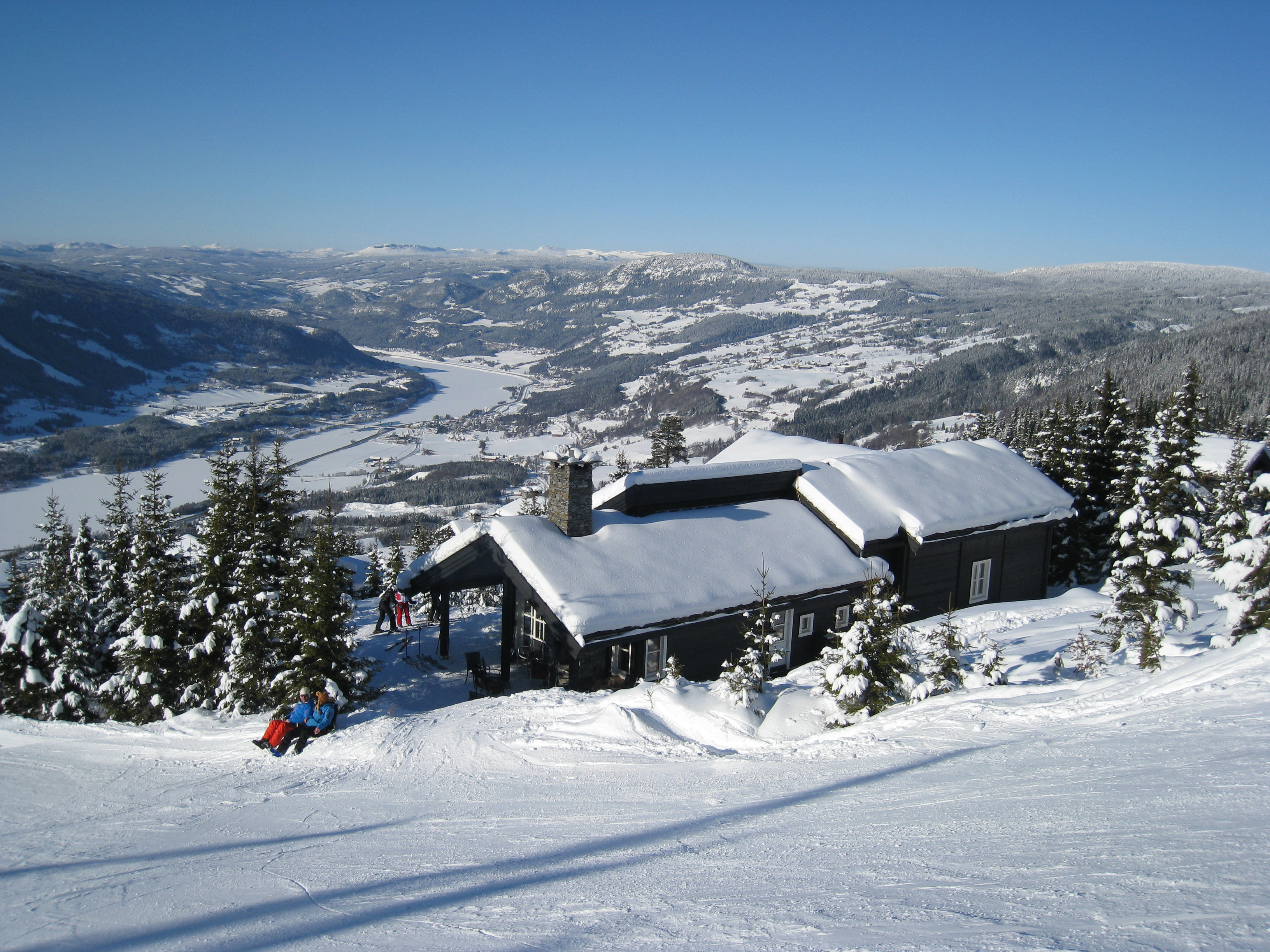 Chalet in Hafjell