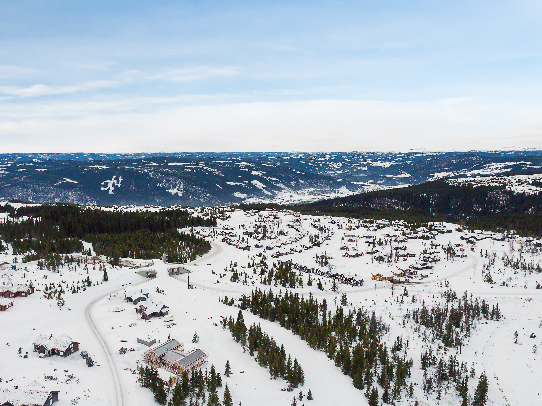 Mosetertoppen in Hafjell