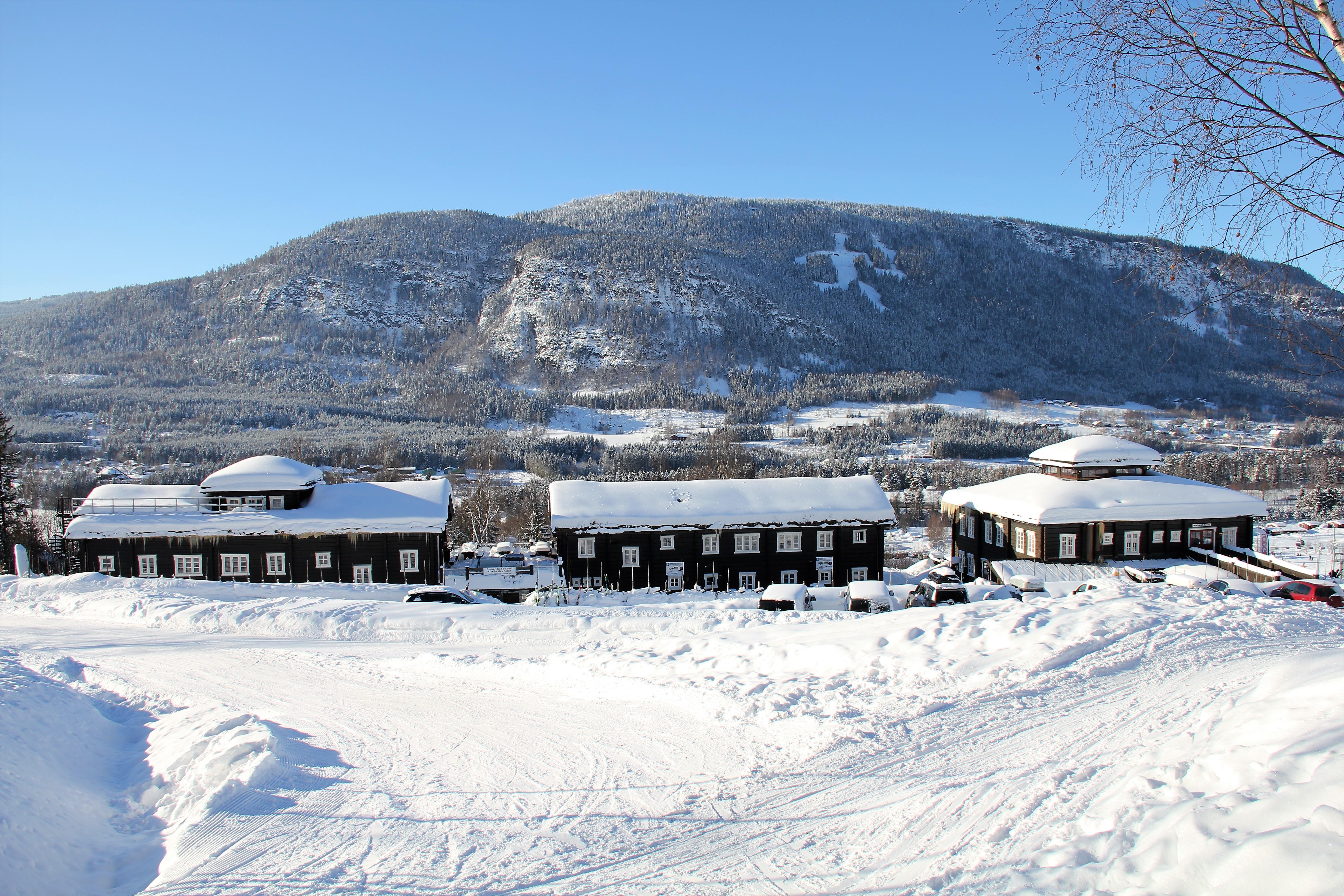 Hafjell Lodge chalets