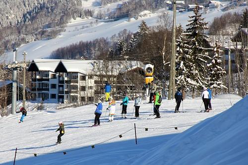 Hafjell Ski Resort by: Geir Kolstrøm