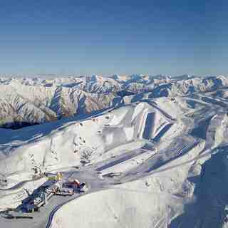 Cardrona Snow: Season starts tomorrow.