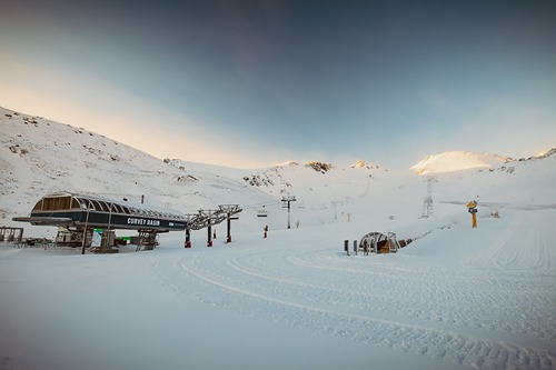 Remarkables Ski Resort by: Snow Forecast Admin