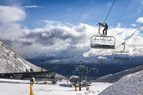 Remarkables Ski Resort by: Snow Forecast Admin