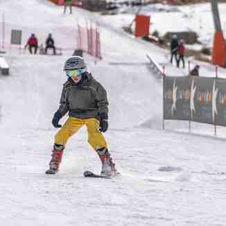 Season started today., Afriski Mountain Resort
