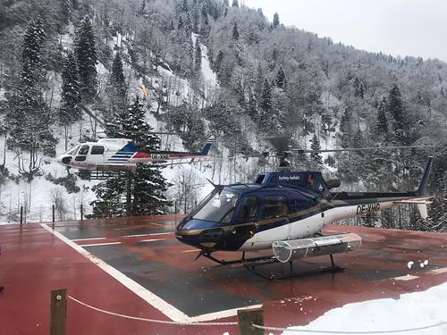 Turkey Heliski-Ayder Ski Resort by: Pyrenees Heliski
