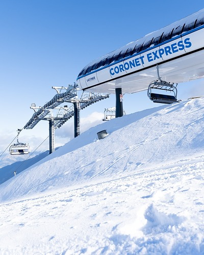 Coronet Peak Ski Resort by: Snow Forecast Admin