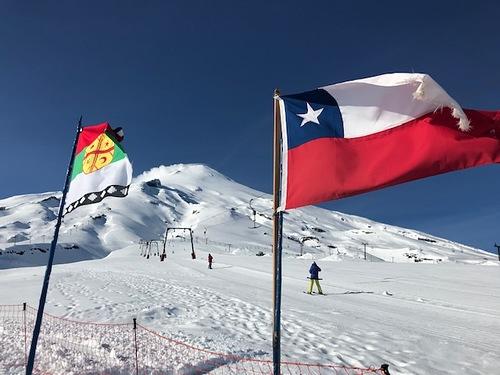 Villarrica-Pucon Ski Resort by: Antonio Lobos