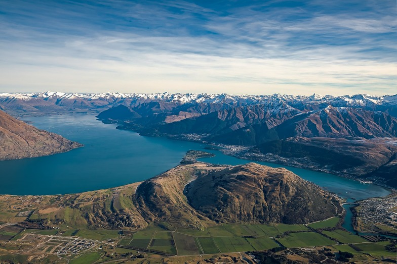 What a view., Remarkables