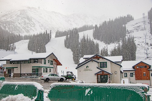 Arapahoe Basin Ski Resort by: Snow Forecast Admin