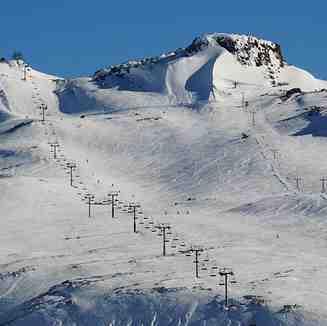 Caviahue Ski Resort. Medios de elevación