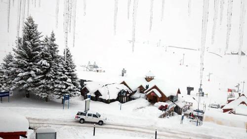 Las Leñas Ski Resort by: Snow Forecast Admin